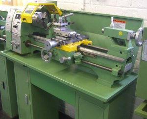Warco WM-250 Metal Lathe