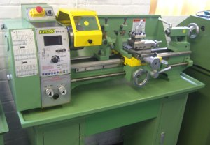 Warco Metal Lathe WM-250