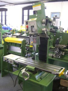 Warco Milling Machine WM16