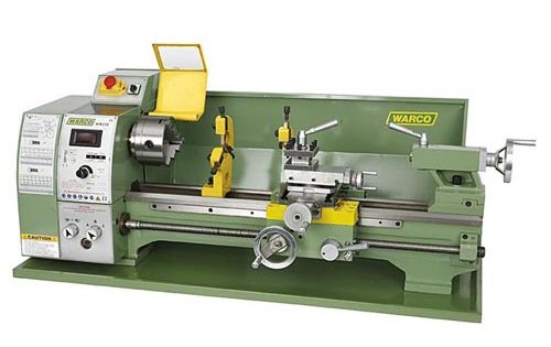Warco WM-250 Variable Speed Metal Lathe