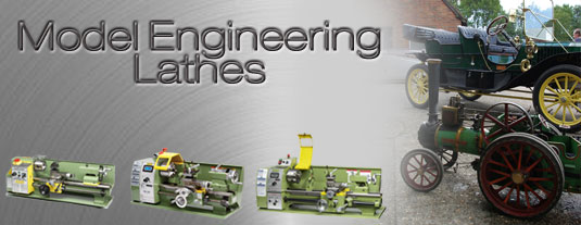 Model Engineering Lathes