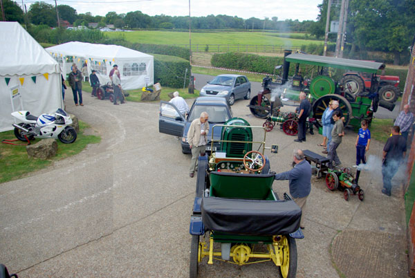 Steam power and model engineering at Warco