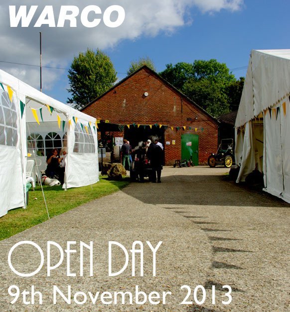warco-open-day